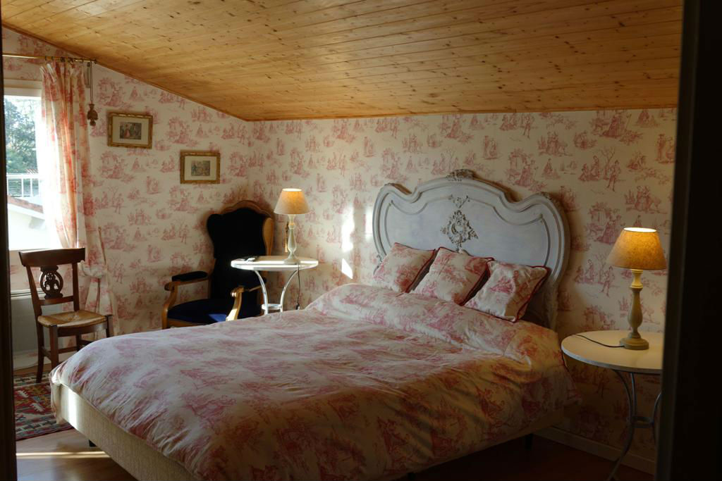 Chambre d 39 h tes tradition for Bergerac chambre d hotes